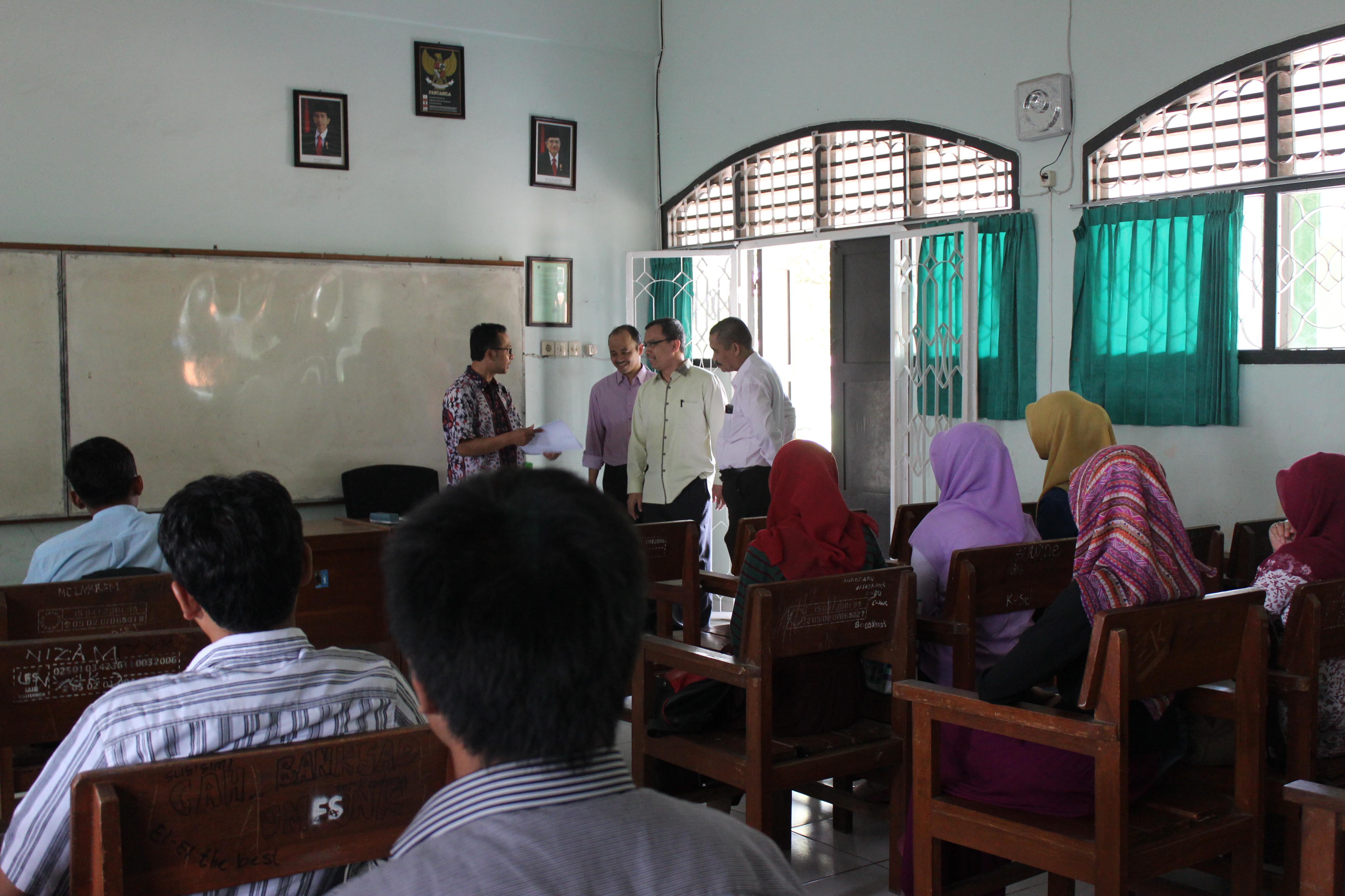 Monitoring Perkuliahan FEBI Kuliah Full