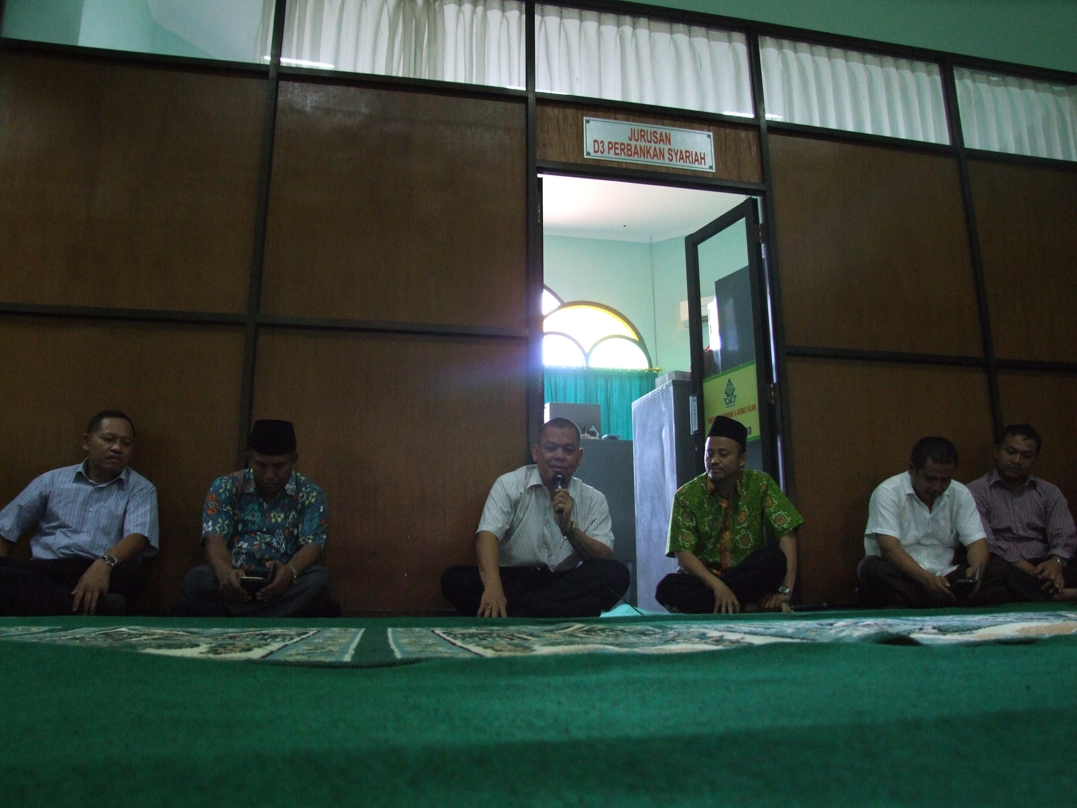 Tasyakuran Potong Kambinga Memperingati Dies Natalis Ke-46 UIN Walisongo Semarang