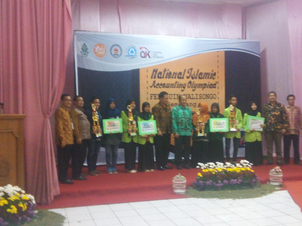 National Islamic Accounting Olympiad 2016