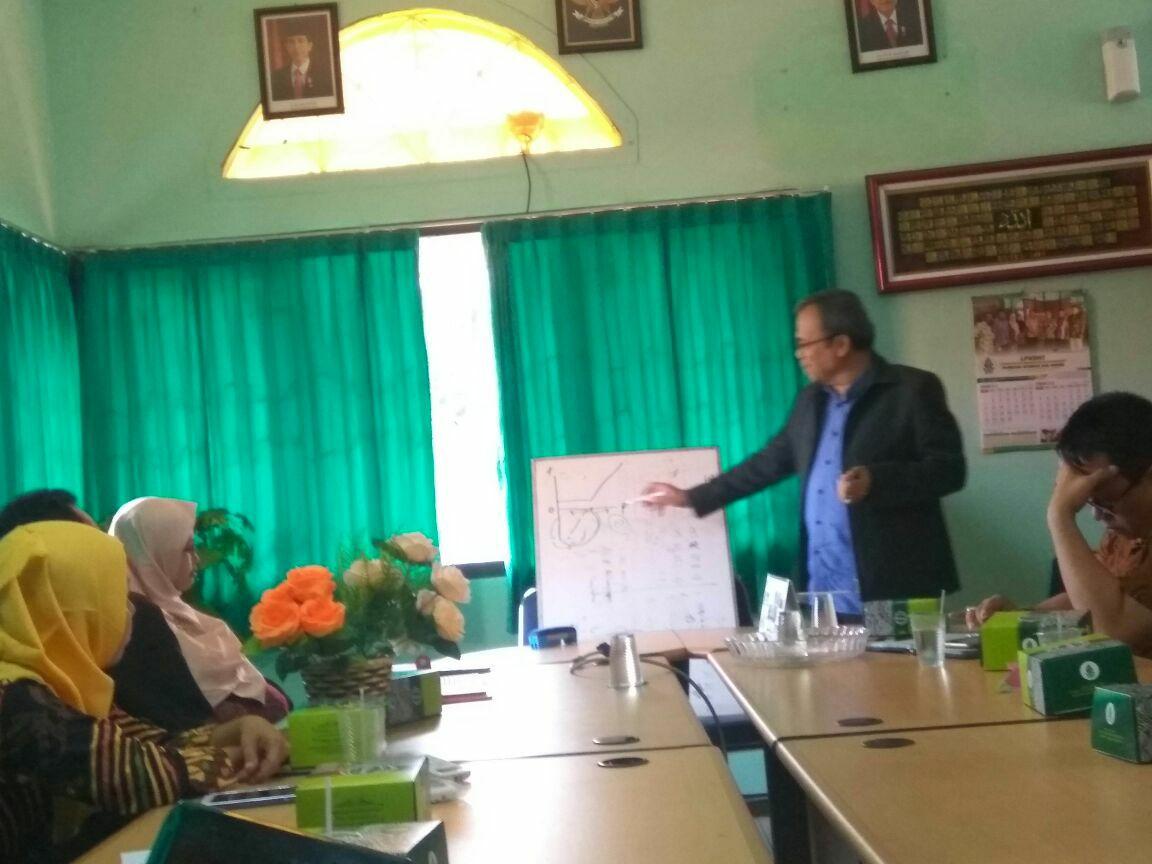 Diskusi Isu Isu Ekonomi Islam Terkini Bersama Prof Dr Djamal