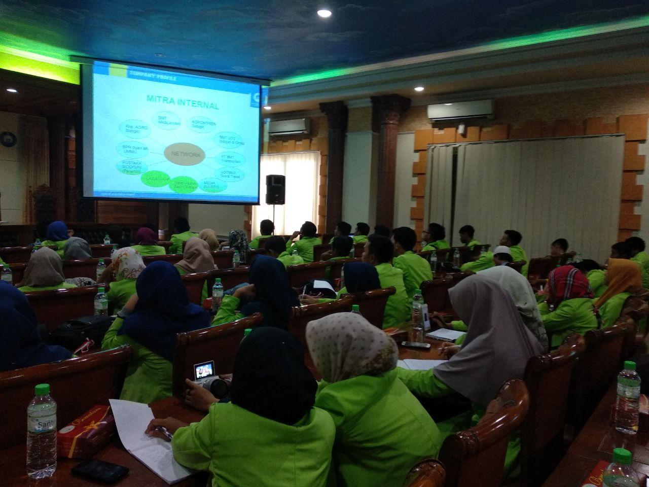 Prodi S1 Perbankan syariah Kunjungan KKL Ke Industri dan Lembaga Keuangan Syariah