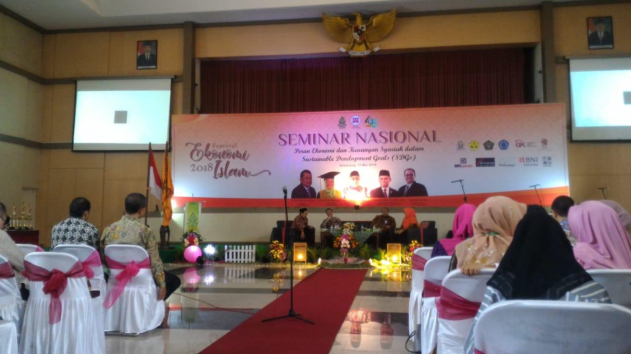 Fakultas Ekonomi Dan Bisnis Islam Selenggarakan Festival Ekonomi Islam (FEIS) 2018