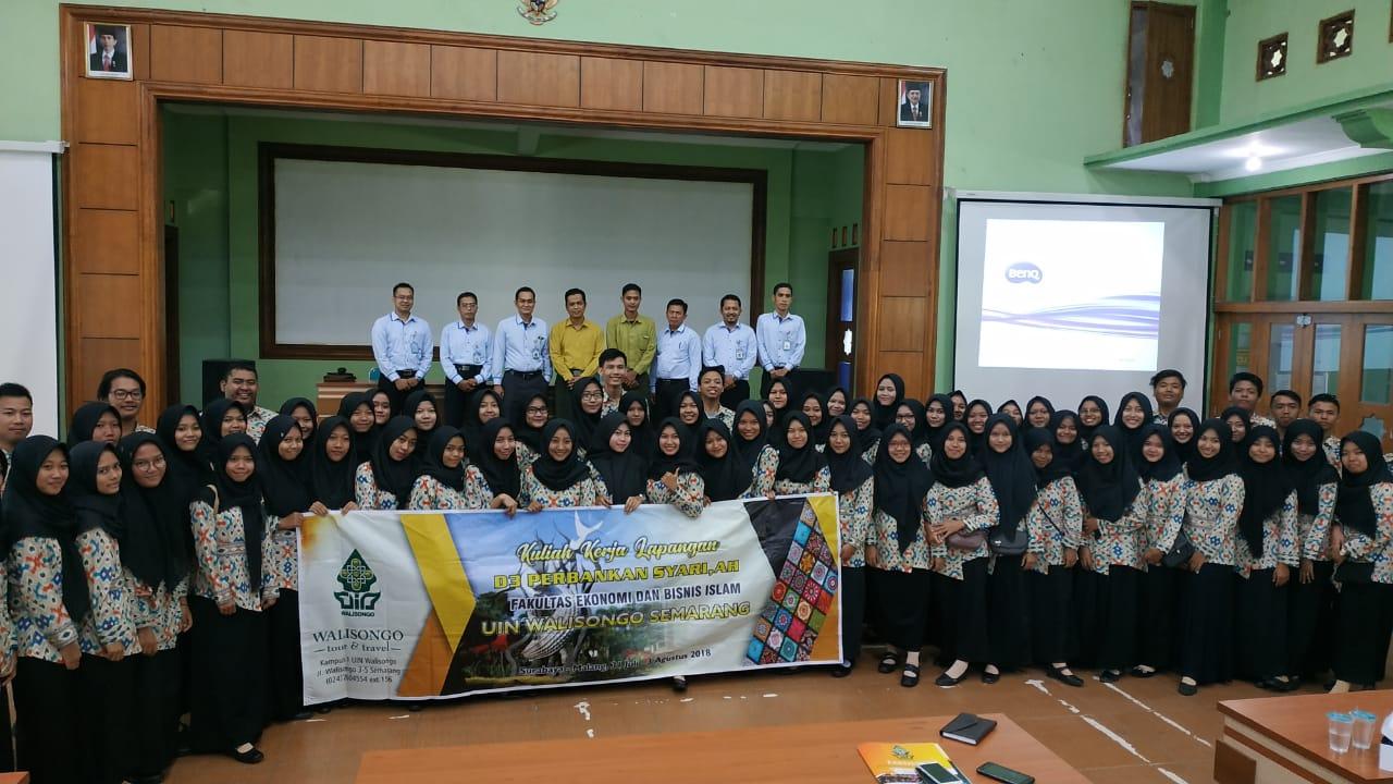 Prodi D3 Perbankan Syariah Kunjungan KKL Ke OJK, BMT BUS Lasem dan Lembaga Pelatihan Wirausaha