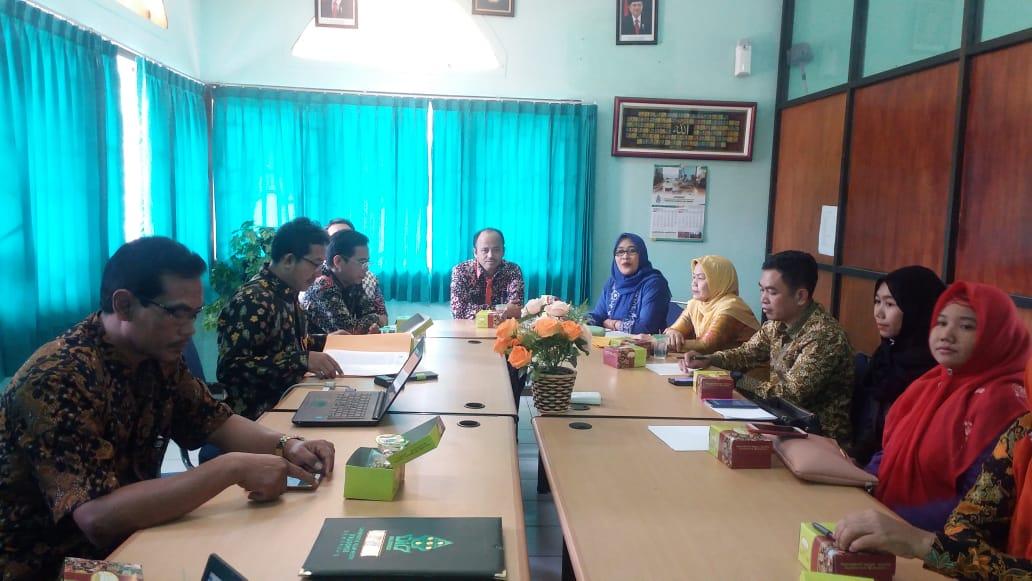 FEBI UIN Walisongo Menerima Kunjungan Kerja Sama dari FEBI UIN Sultan Thaha Saifuddin (STS) Jambi