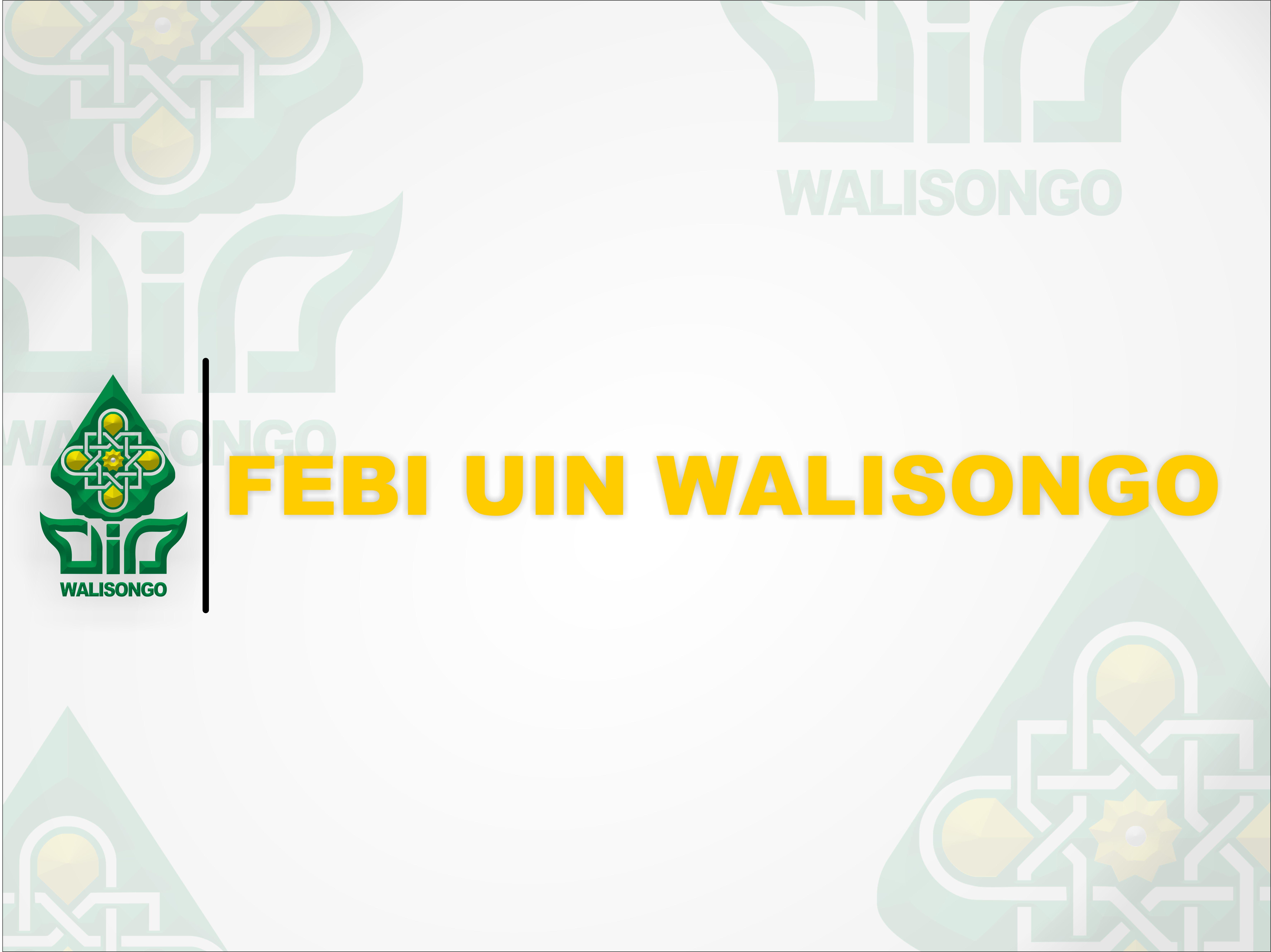 Alternatif Investasi melalui Galeri Investasi UIN Walisongo Semarang