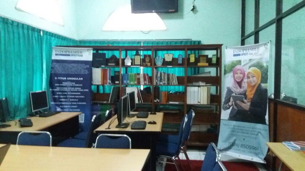 Laboratorium Pasar Modal