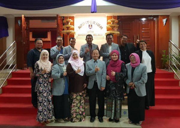 Muhibbah ke Universitas Teknologi Mara (UiTM) Malaysia
