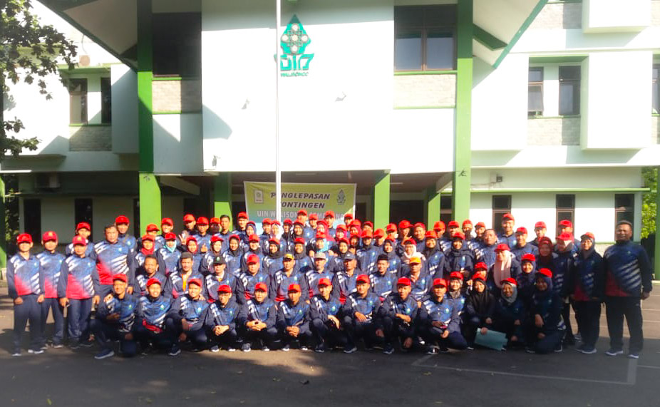 Ikuti Lomba PIONIR IX 2019 Di UIN Maliki Malang, FEBI UIN Walisongo Semarang Menyumbangkan 15 Atletnya
