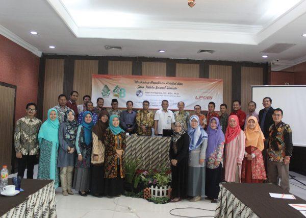 Workshop Penulisan Artikel dan Tata Kelola Jurnal Ilmiah