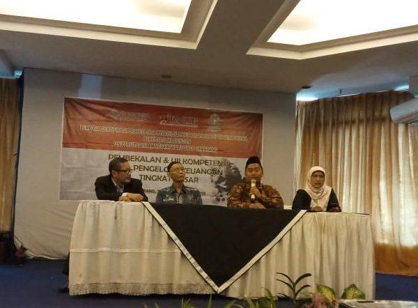Prodi Perbankan Syariah FEBI UIN Walisongo Semarang Selenggarakan Uji Kompetensi