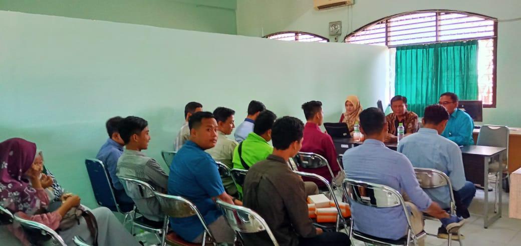 Wakil Dekan III Lakukan Koordinasi Awal Dengan Ormawa FEBI
