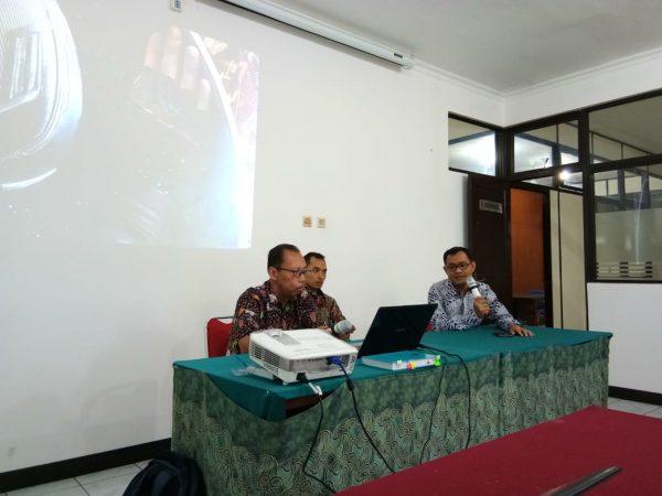 20 Mahasiswa Akuntansi Syariah Ikuti Bimtek Siskeudes Di Badan Pengawasan Keuangan dan Pembangunan (BPKP)
