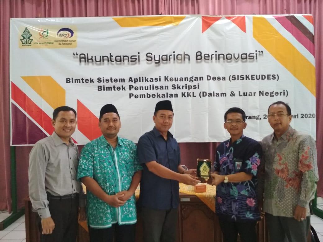 Bimtek Sistem Aplikasi Keuangan Desa Siskudes Dan Penulisan