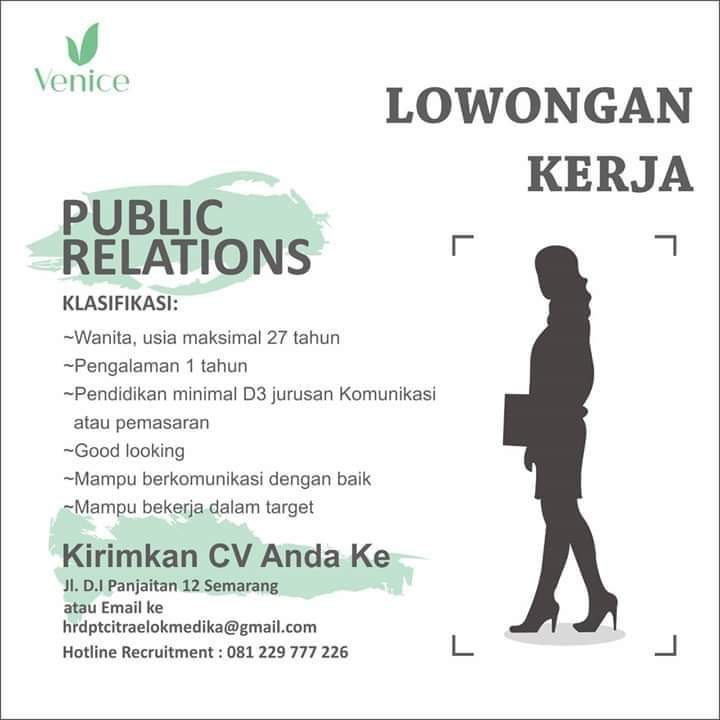 Loker Public Relation