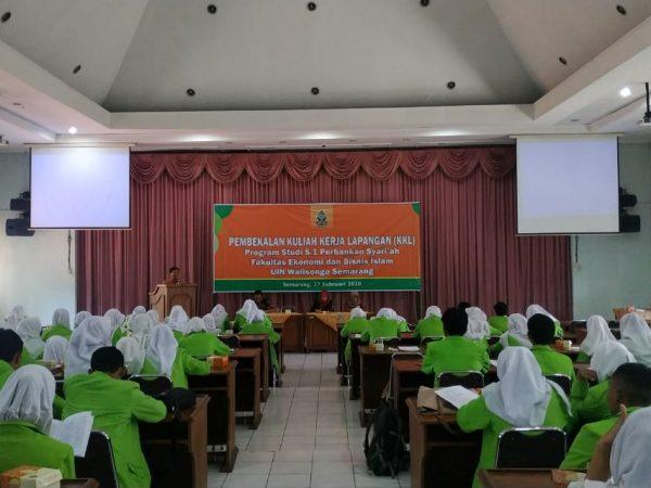 Prodi S1 Perbankan Syariah Selenggarakan Pembekalan KKL Surabaya – Bali dan Malaysia – Singapura