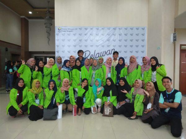 41 Mahasiswa Jurusan Akuntansi Syariah, Ikuti Pembekalan dan Penyerahan Relawan Pajak