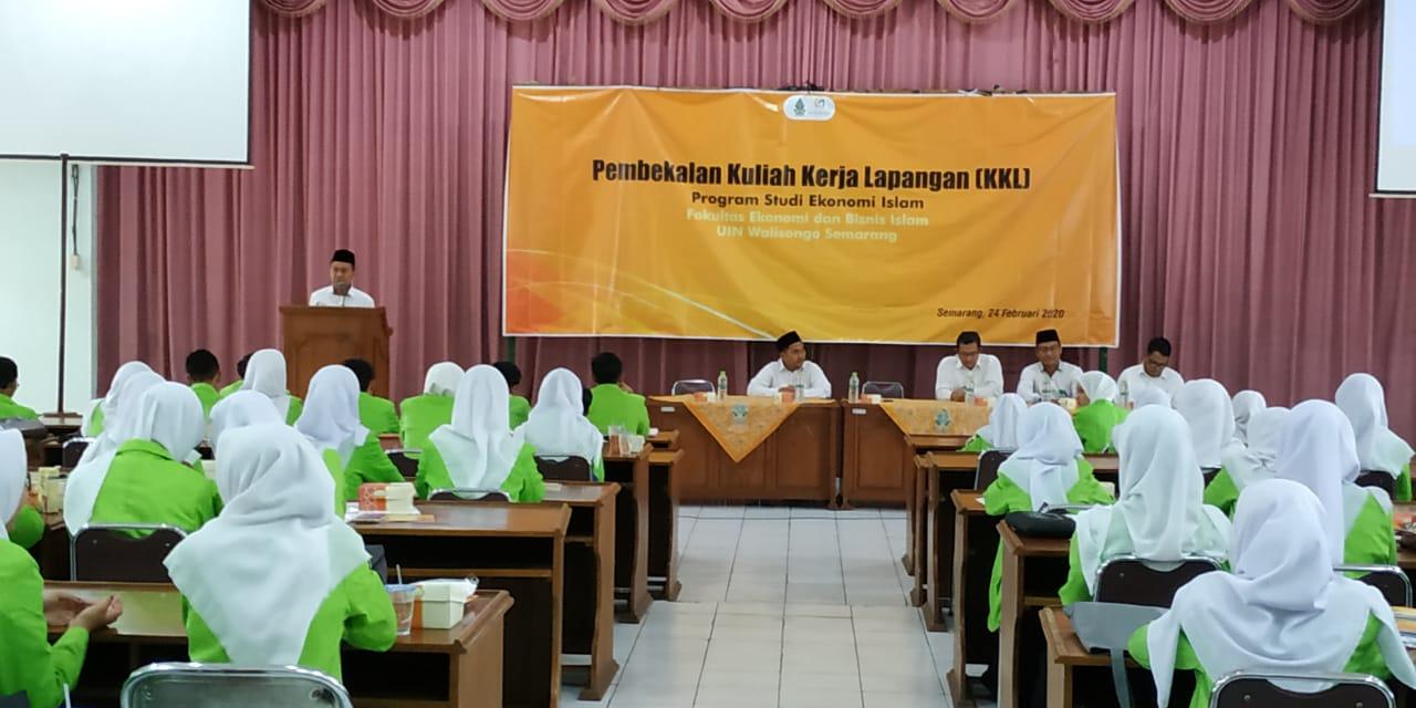 Prodi Ekonomi Islam Selenggarakan  Pembekalan KKL, Surabaya-Bali & Malaysia-Singapura