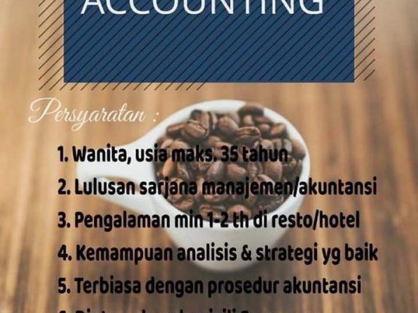 Karir Akuntansi - Loker Accounting di Hotel