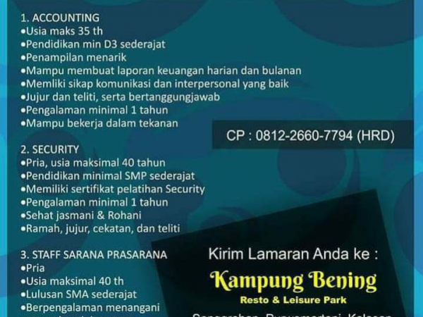 Karir Akuntansi - accounting bale ayem group