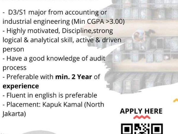 Karir Akuntansi - Internal Audit