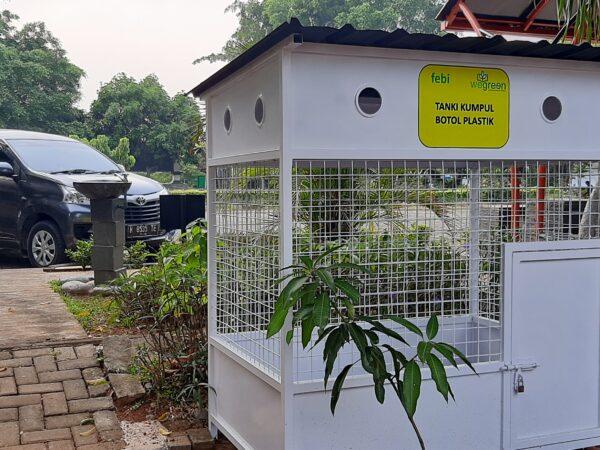 Sistem Pengolahan Sampah FEBI UIN Walisongo