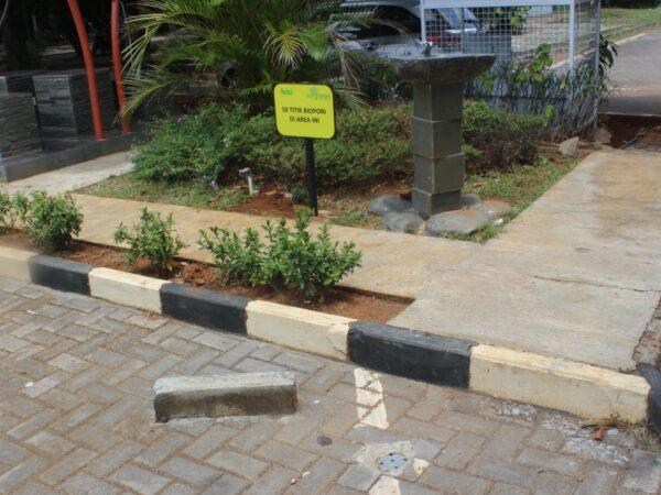 FEBI persembahkan 50 biopori pada Dies Natalis UIN Walisongo ke 50